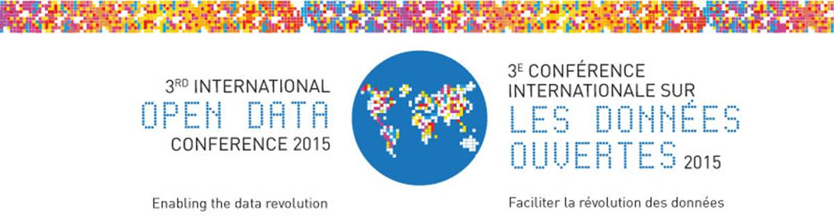 3. Internationale Open Data Konferenz – 28. - 29. Mai 2015 in Ottawa, Kanada