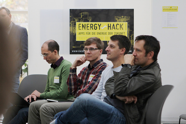So war der Energyhack Reloaded!
