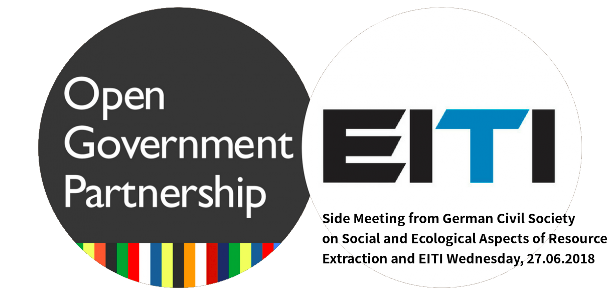 OGP EITI joining forces